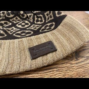 Louis Vuitton men's winter hat